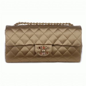 CHANEL Quilted Gold Handbag 03 Not A Knockoff
